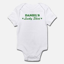 DANIEL - lucky shirt Infant Bodysuit