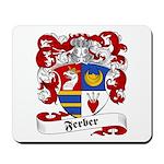 Ferber Family Crest Mousepad