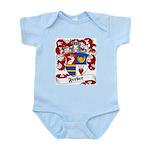 Ferber Family Crest Infant Creeper