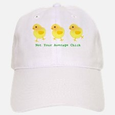 Not Your Average Chick Baseball Baseball Cap