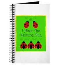 Knitting Bug Journal