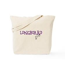 LONGBOARD GIRL Tote Bag