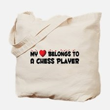 Belongs To A Chess Player Tote Bag