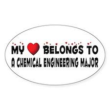 Belongs To A Chemical Engineering Major Decal