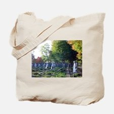 Korean war memorial Tote Bag