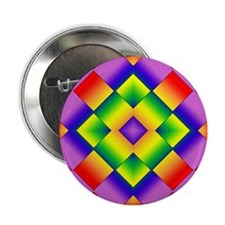 "GLBT Grid 2.25"" Button"