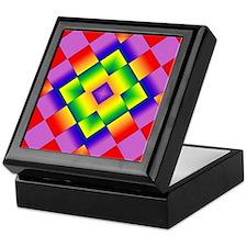 GLBT Grid Keepsake Box