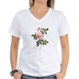 Botanical Womens V-Neck T-shirts