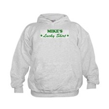 MIKE - lucky shirt Hoodie
