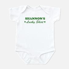 SHANNON - lucky shirt Onesie