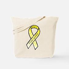 Field Spaniel RibbonC Tote Bag