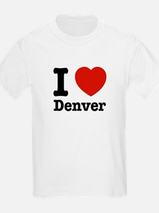 I love Denver T-Shirt