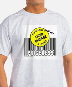 LIVER DISEASE FINDING A CURE T-Shirt