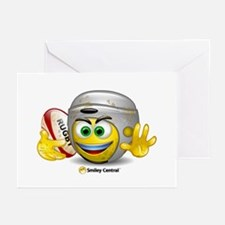 Rugby Greeting Cards (Pk of 10)