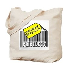 LIVER DISEASE CAUSE Tote Bag