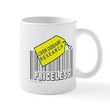 LIVER DISEASE CAUSE Mug