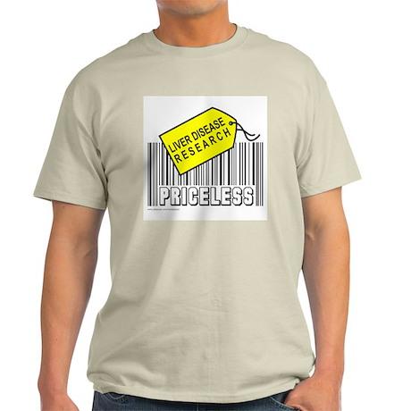 LIVER DISEASE CAUSE Light T-Shirt