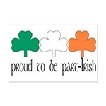 Proud To Be Part Irish Mini Poster Print