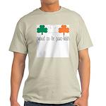 Proud To Be Part Irish Light T-Shirt