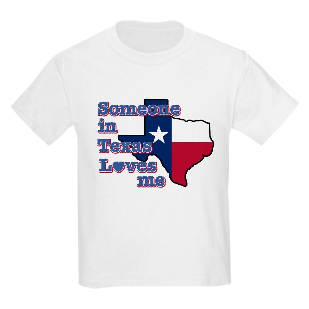 CafePress Someone in Texas loves me Kids