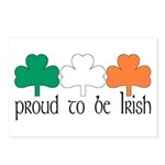 Proud To Be Irish Postcards (Package of 8)