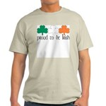 Proud To Be Irish Light T-Shirt