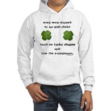Irish lucky charms slap Hoodie
