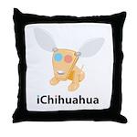 iChihuahua Throw Pillow