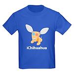 iChihuahua Kids Dark T-Shirt