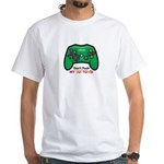Gaming Store White T-Shirt