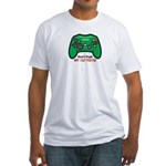 Gaming Store Fitted T-Shirt