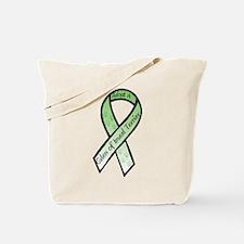 Imaal Ribbon D Tote Bag