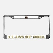 Class of 2005! License Plate Frame