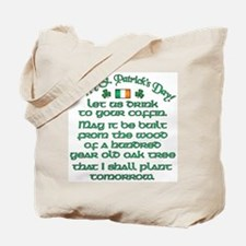 To Your Coffin Tote Bag