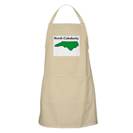 North Cackalackey BBQ Apron