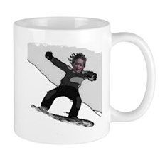 SNOWBOARDING - It's a lifesty Mug