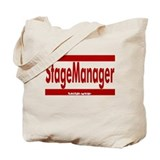 Stage manager bag Canvas Totes