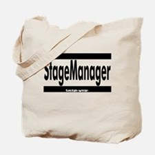 Stage Manager Tote Bag