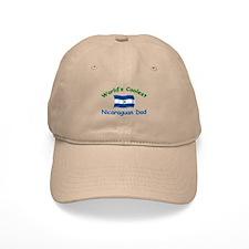 Coolest Nicaraguan Dad Baseball Cap
