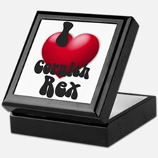 """I Love C-Rex"" Keepsake Box"