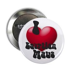 """I Love E-Maus"" Button"