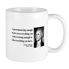Thomas Jefferson 1 Mug