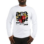 Fischer Family Crest Long Sleeve T-Shirt