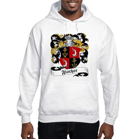 Fischer Family Crest Hooded Sweatshirt