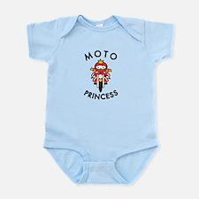 Moto Princess Infant Bodysuit