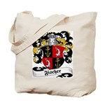 Fischer Family Crest Tote Bag