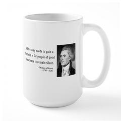 Thomas Jefferson 4 Mug