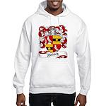 Fleisch Family Crest Hooded Sweatshirt