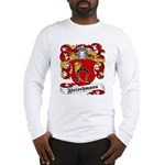 Fleischmann Family Crest Long Sleeve T-Shirt