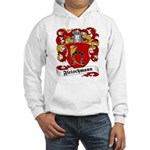 Fleischmann Family Crest Hooded Sweatshirt